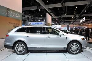 Lincoln MKT 2014: lujo y poder.