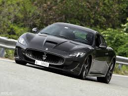 Maserati GranTurismo 2014: espectacular diseño y poderoso motor.