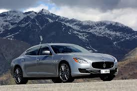 Maserati Quattroporte 2014: lujoso, elegante y potente.
