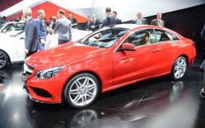 Mercedes Benz Clase E Coupé 2014: mejor diseño y mayores cualidades.