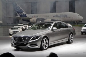 Mercedes Benz Clase S 2014: lujo, belleza y tecnología.