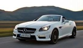 Mercedes Benz Clase SLK 2014: hermoso, atractivo y potente.