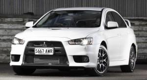 Mitsubishi Lancer Evolution X 2014: sofisticado y poderoso.
