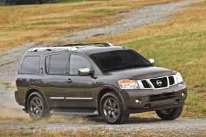 Nissan Armada 2014: Gran tamaño, altas prestaciones y precio razonable.