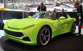 Pariss, un Roadster eléctrico de origen francés.