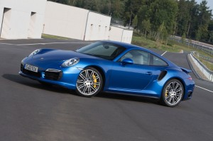 Porsche 911 Turbo y Turbo S 2014: belleza, lujo y poder.