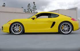 Porsche Cayman 2014: ahora con más espacio interior.