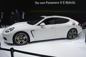 Porsche Panamera  S E-Hybrid 2014: ahora más eficiente e interesante.