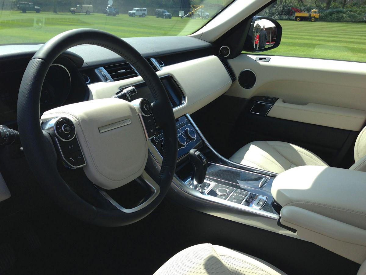 Pics For 2014 Range Rover Evoque Sport Interior