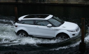 Land Rover Range Rover Evoque 2014: ahora con transmisión de 9 velocidades.