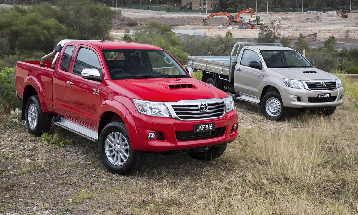 2014 Toyota Hilux
