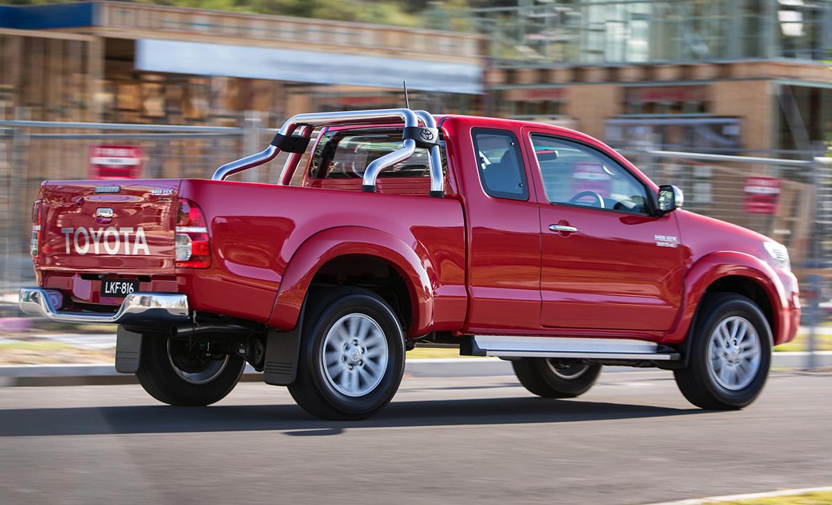 Toyota Hilux 2014: Para Argentina tiene estos precios (•Hilux 4×2 C ...