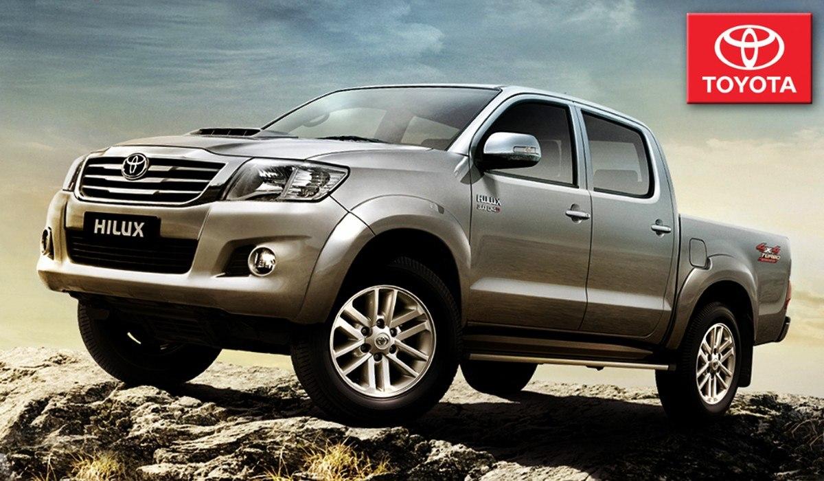 Toyota Hilux 2014: una pickup para la diversión o el trabajo ligero