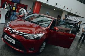 Toyota Yaris Sedán 2014: un cambio radical y profundo.