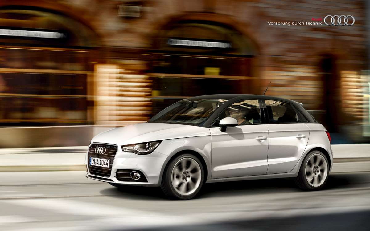 audi a1 sportback 2014 juvenil y deportivo lista de carros. Black Bedroom Furniture Sets. Home Design Ideas