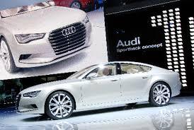 Audi A7 Sportback 2014: lujoso, hermoso, confortable y exclusivo.