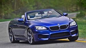 BMW M6 Convertible 2014: diseño, potencia y altas prestaciones.