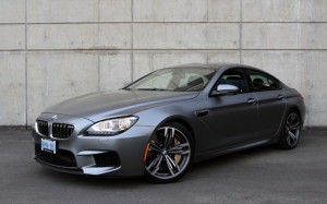 BMW M6 Coupé 2014: poder, lujo y elevado precio.