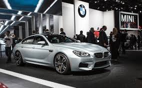 BMW M6 Gran Coupé 2014: exclusivo, elegante, hermoso, poderoso y costoso.