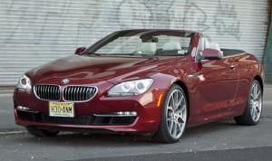 BMW Serie 6 Convertible 2014 (BMW Serie 6 Cabrio 2014): lujo, poder y estilo.