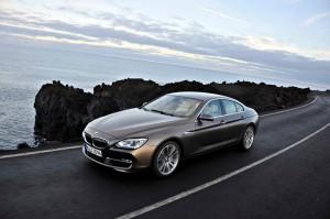 BMW Serie 6 Coupé 2014: capacidad poder, tecnología y lujo.