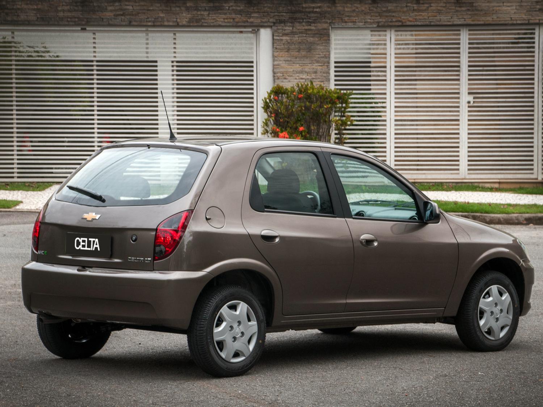 Chevrolet Celta 2014 0 Lista De Carros