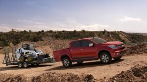 Chevrolet Colorado 2014: potente, deportiva y exitosa.