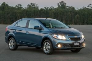 Chevrolet Prisma 2014: clase, calidad y accesible precio.