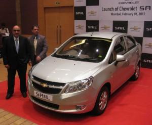Chevrolet Sail Sedán 2014: seguro, elegante y cómodo.