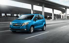 Chevrolet Sail Hatchback 2014: deportivo y familiar.