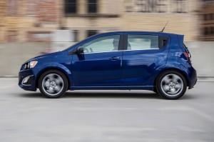 Chevrolet Sonic Hatchback 2014: cómodo, juvenil, hermoso y divertido.
