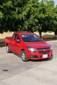 Chevrolet Tornado 2014: pequeña y eficiente.