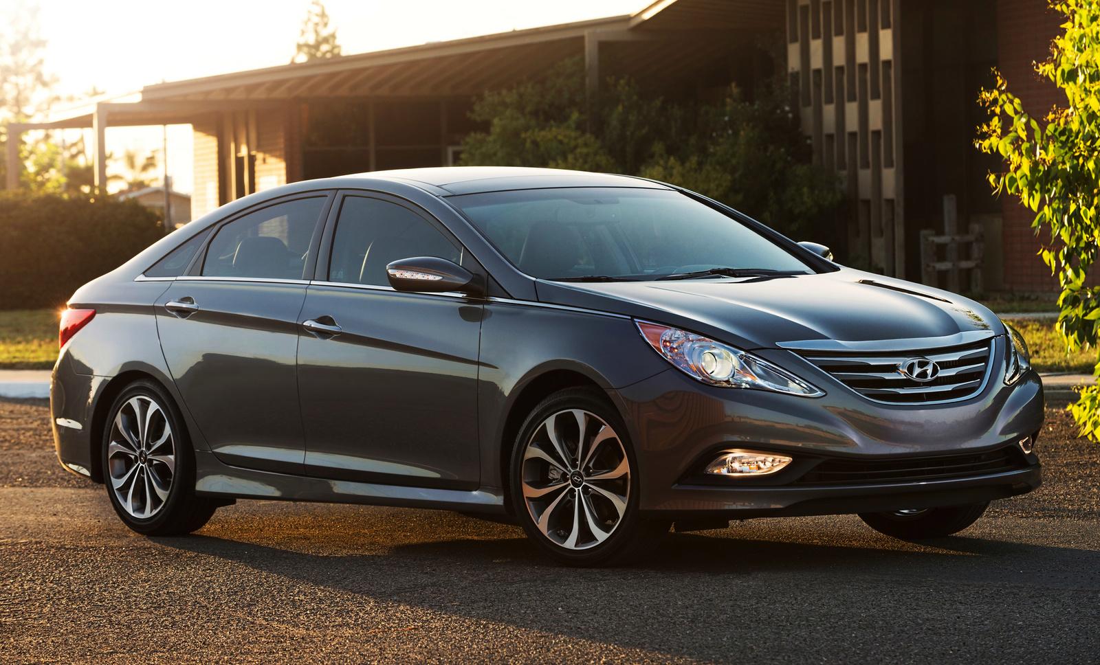 Hyundai Sonata 2014 Dise 241 O Rendimiento Y Confort