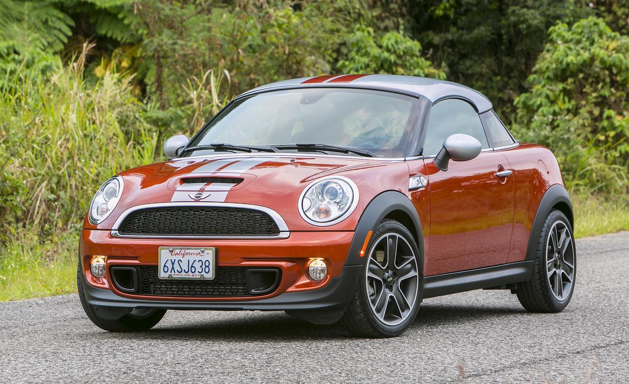 MINI Cooper Coupé 2014-1 | Lista de Carros