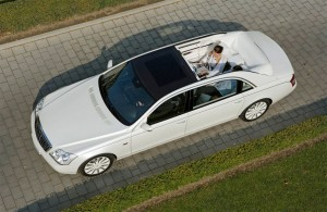 Maybach 62 Landaulet: ¡!! Súper exclusividad ¡!!