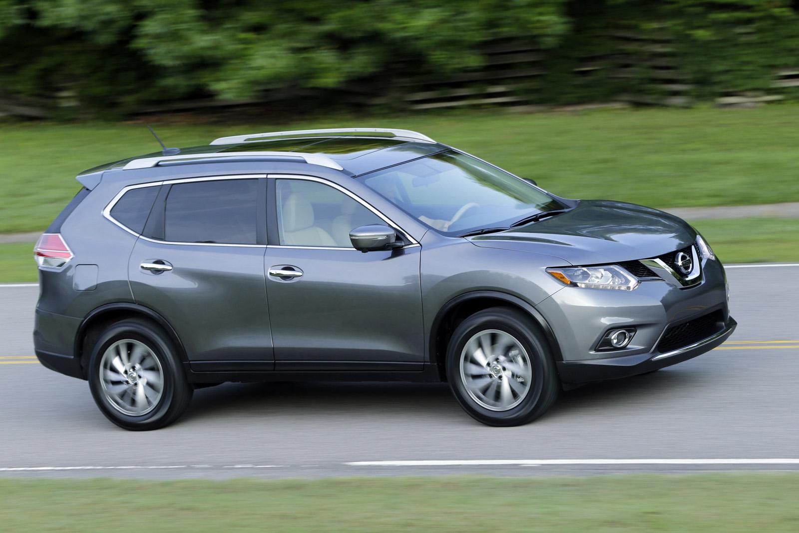 Nissan Rogue 2014: ahora más moderna, grande y eficiente.   Lista de