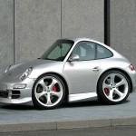 Porsche Compacto
