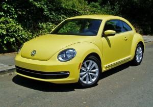 Volkswagen Beetle 2014: más deportivo y más atractivo.
