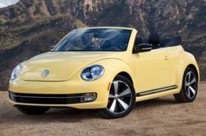 Volkswagen Beetle Convertible 2014: hermoso y bien equipado.