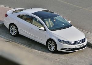 Volkswagen CC 2014: elegancia, lujo y exclusividad.