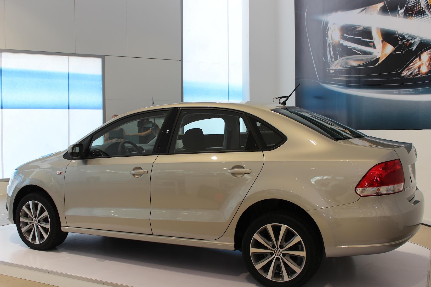 Volkswagen Vento 2014: Para Argentina tiene estos precios: (•2.0