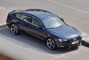 Audi A5 Sportback 2014: exclusivo y refinado.