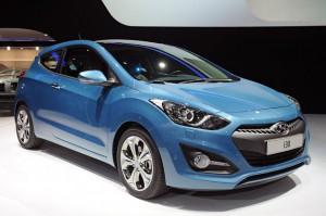 Hyundai i30 2014: rendidor, atractivo, confortable y de buen precio.