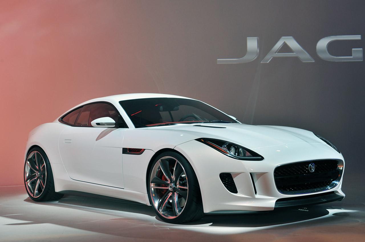 2010 Jaguar C X16 Concept photo - 2