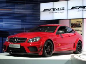 Mercedes Benz Clase C 63 AMG Coupé 2014: adrenalina y lujo.