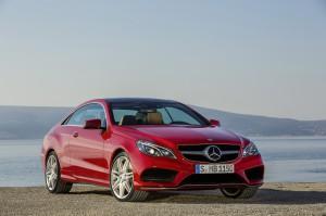 Mercedes Benz Clase C Coupé 2014: más deportivo y atractivo.