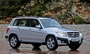 Mercedes Benz Clase GLK 2014: lujo, elegancia, eficiencia y poder.