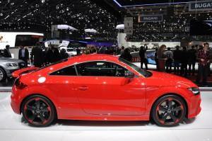 Audi TT RS 2014: poderoso, lujoso hermoso y exclusivo.