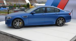 BMW M5 2014: excitante y poderoso.