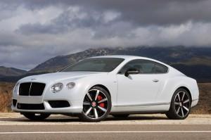 Bentley Continental GT 2014: hermoso, poderoso, exclusivo y costoso.